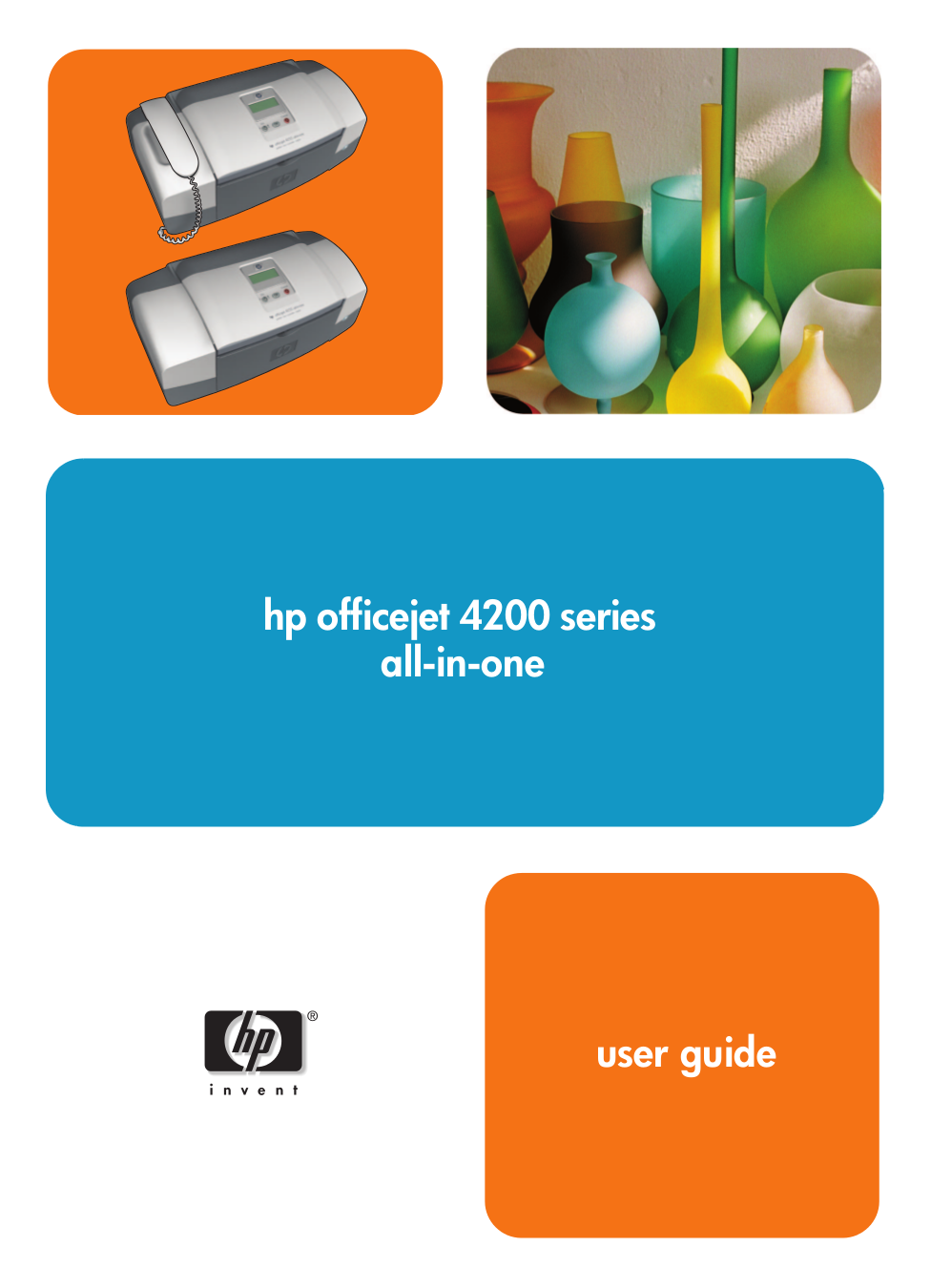 Hp 4110 user manual | 2 pages.