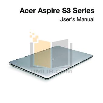 pdf for Acer Desktop Aspire B300 manual
