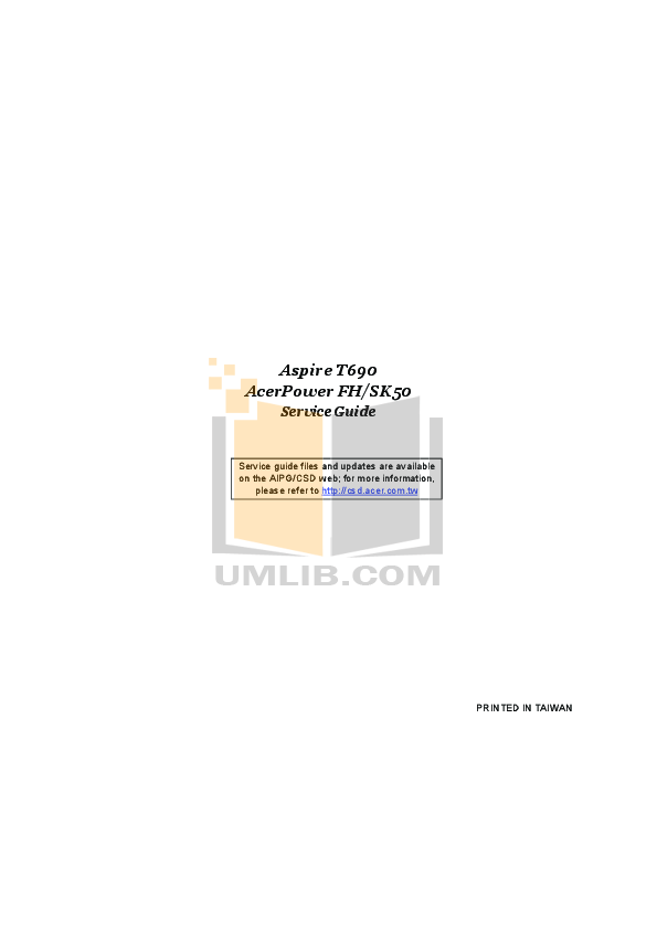 download free pdf for acer acerpower f6 desktop manual rh umlib com
