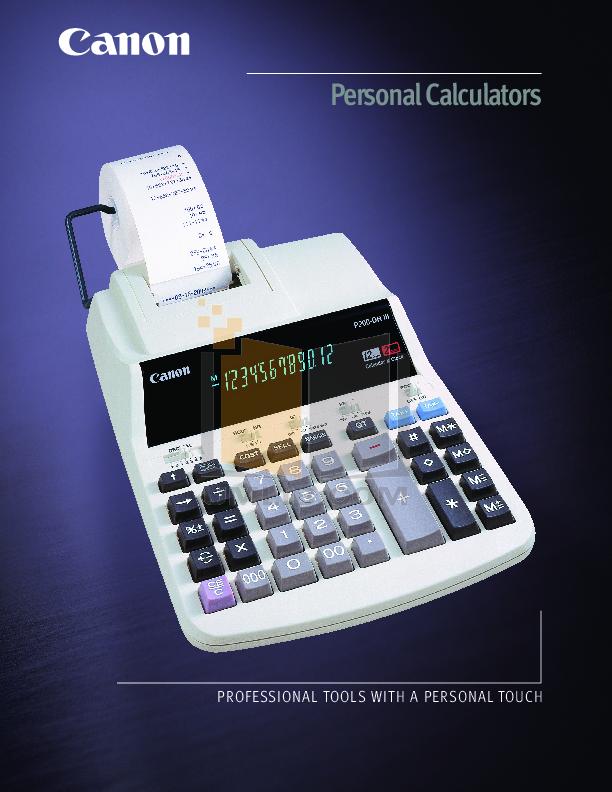 download free pdf for canon f 603 calculator manual rh umlib com canon calculator manual p23 dh v canon calculator manual f-502g