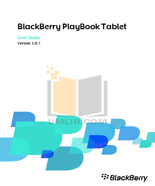 download free pdf for blackberry playbook 64gb tablet manual rh umlib com Verizon BlackBerry Curve User Guide blackberry playbook tablet user guide