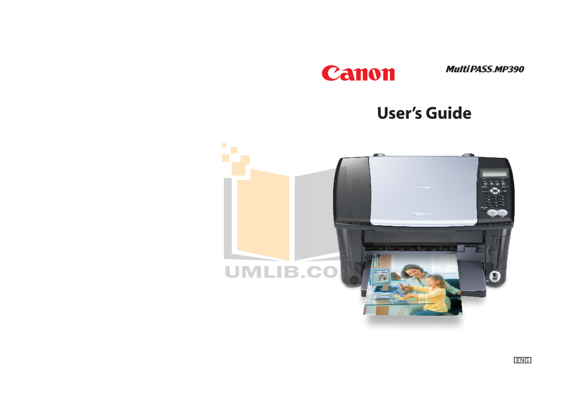 download free pdf for canon multipass mp390 multifunction printer manual rh umlib com Canon T2i Manual Owners Manual Canon