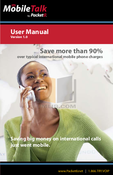 pdf for ETen Cell Phone G500 manual
