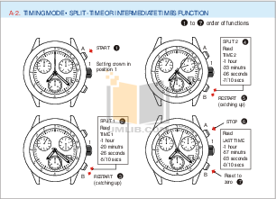 Chase-durer Watch Trackmaster Pro pdf page preview