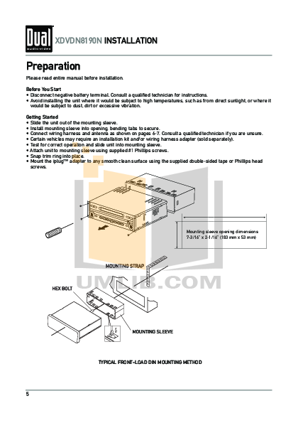 xdvdn8190.pdf 5 wat pdf manual for dual car video xdvdn8190 dual xdvdn8190 wiring diagram at gsmportal.co