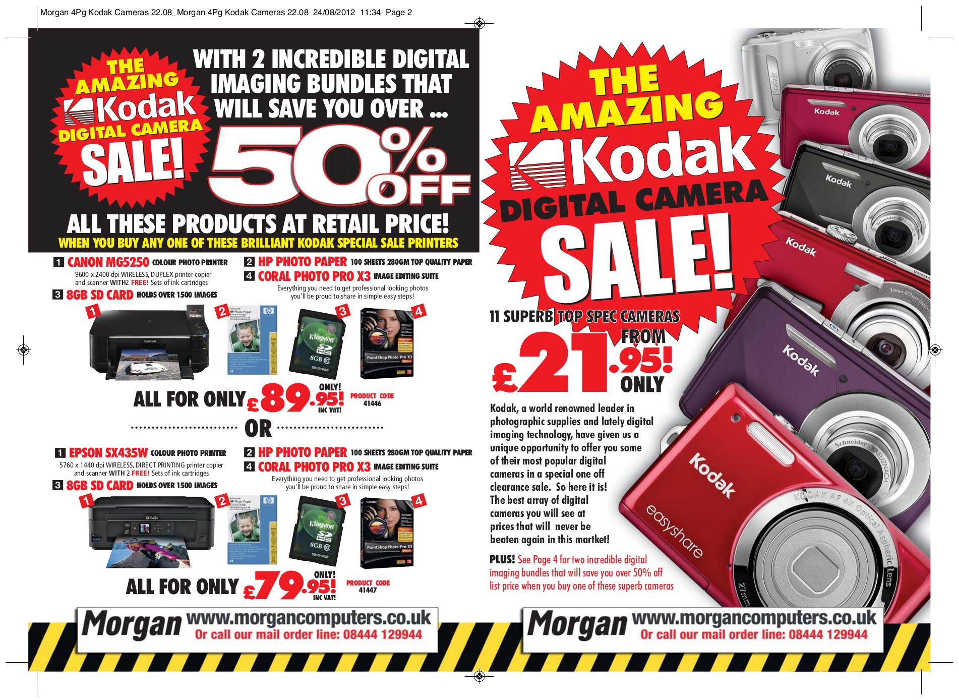 pdf for Kodak Digital Camera EasyShare C143 manual
