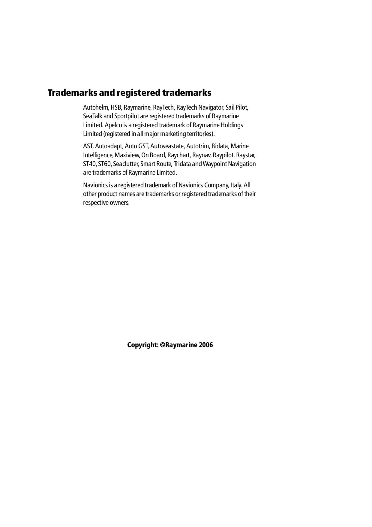 raymarine g series manual pdf