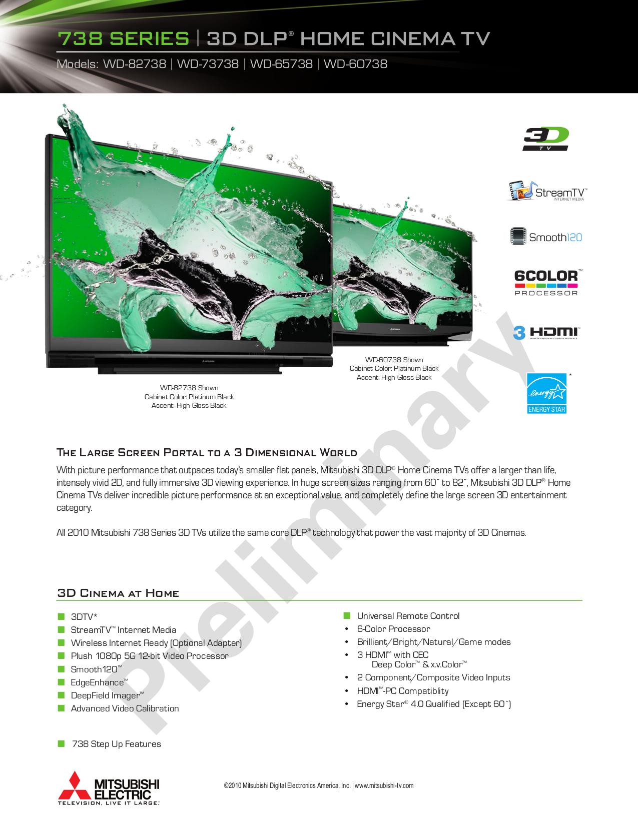 download free pdf for mitsubishi wd 82738 tv manual rh umlib com 82 Mitsubishi TV Model WD-82738 Mitsubishi 82 DLP