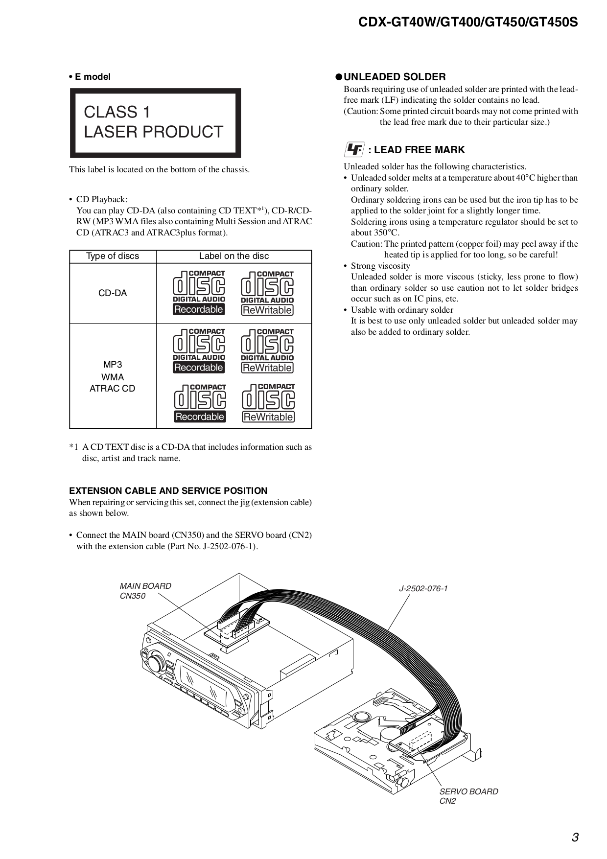 pdf manual for sony car receiver cdx