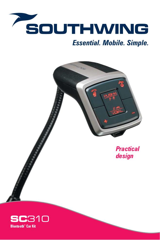 Pdf manual for southwing headset sa-505.