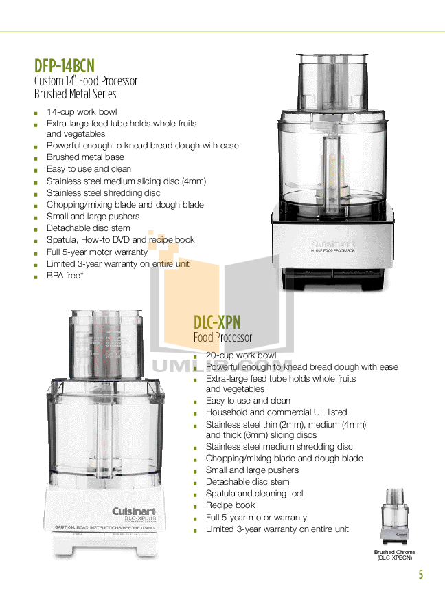 Pdf manual for cuisinart food processor dlc 1ss cuisinart food processor dlc 1ss pdf page preview forumfinder Choice Image