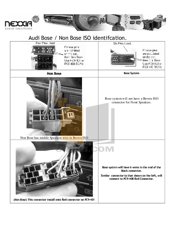 download free pdf for bose 401 speaker manual rh umlib com Bose 201 Bose 601