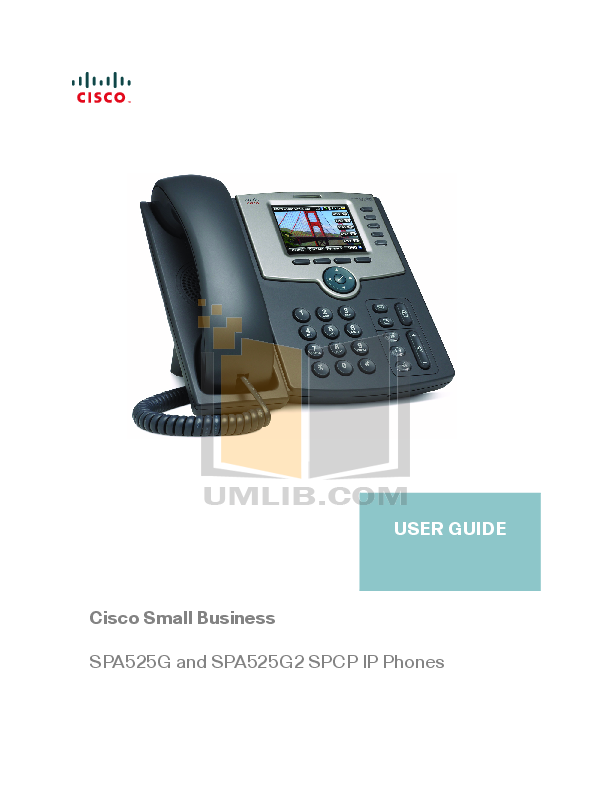 Cisco Ip 508g Phone Manual