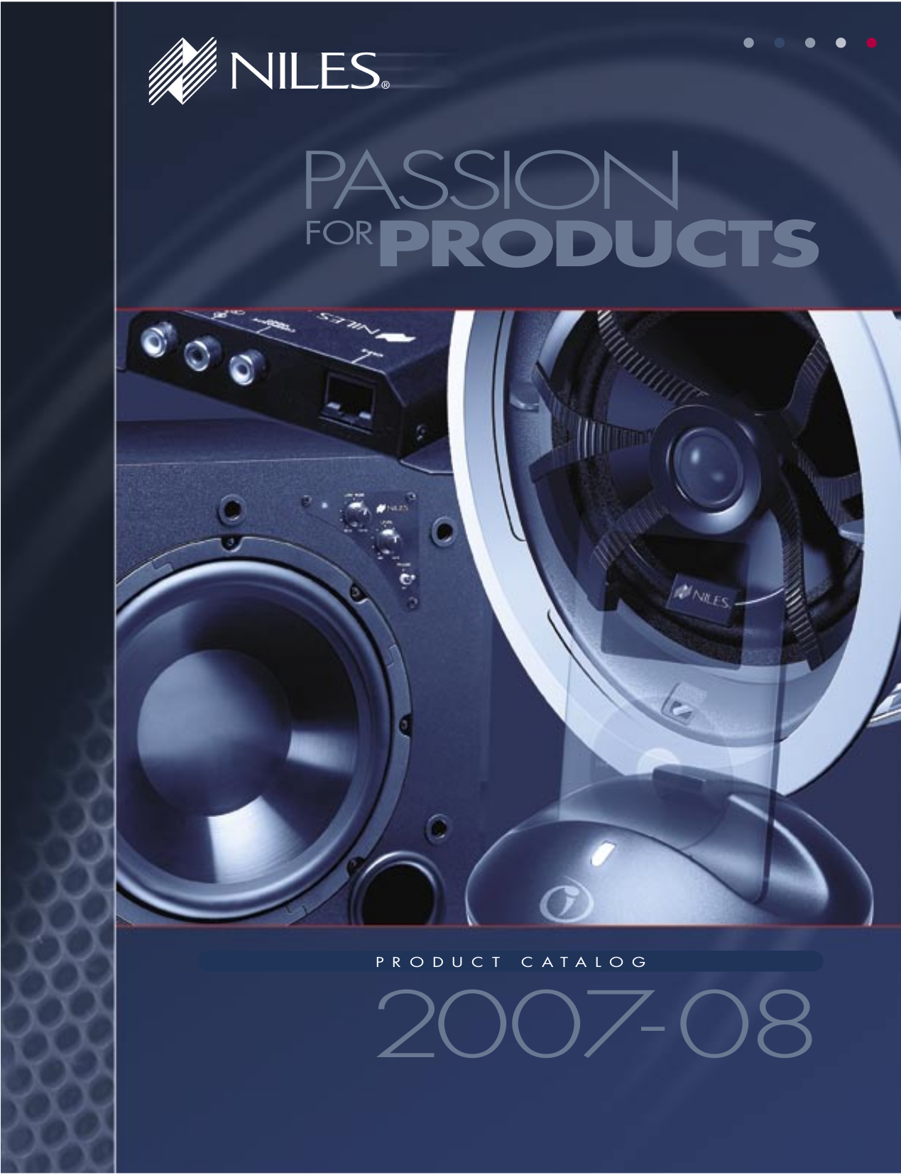 pdf for Niles Speaker OS7.5 manual