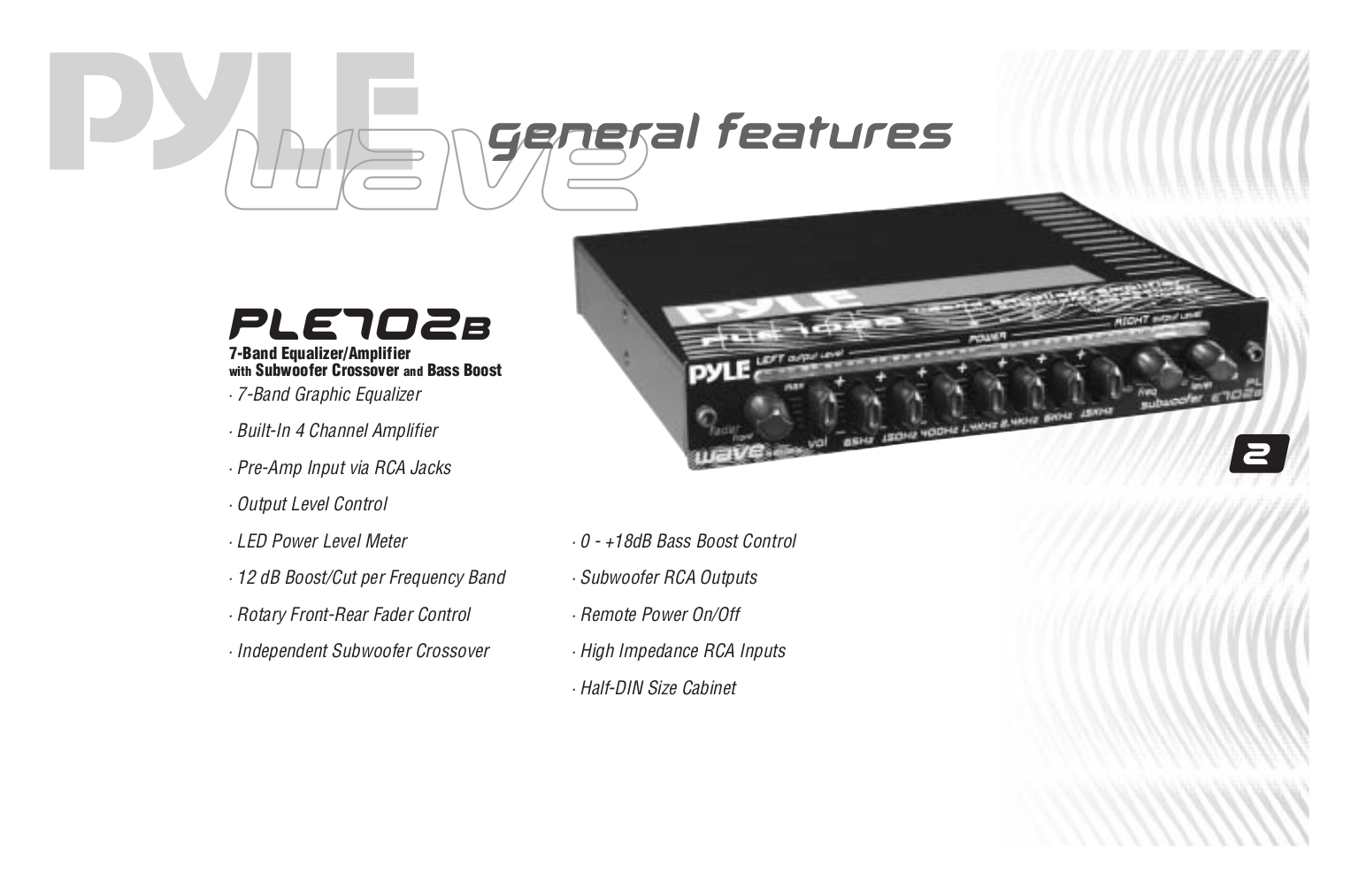 Wiring Pyle Diagram Ple702b Electronicswiring Lifier And Subwoofer Free Picture Trusted In Wall Speaker Wire