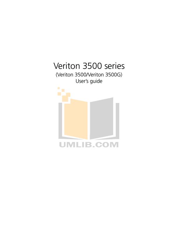 pdf for Acer Desktop Veriton 3500G manual