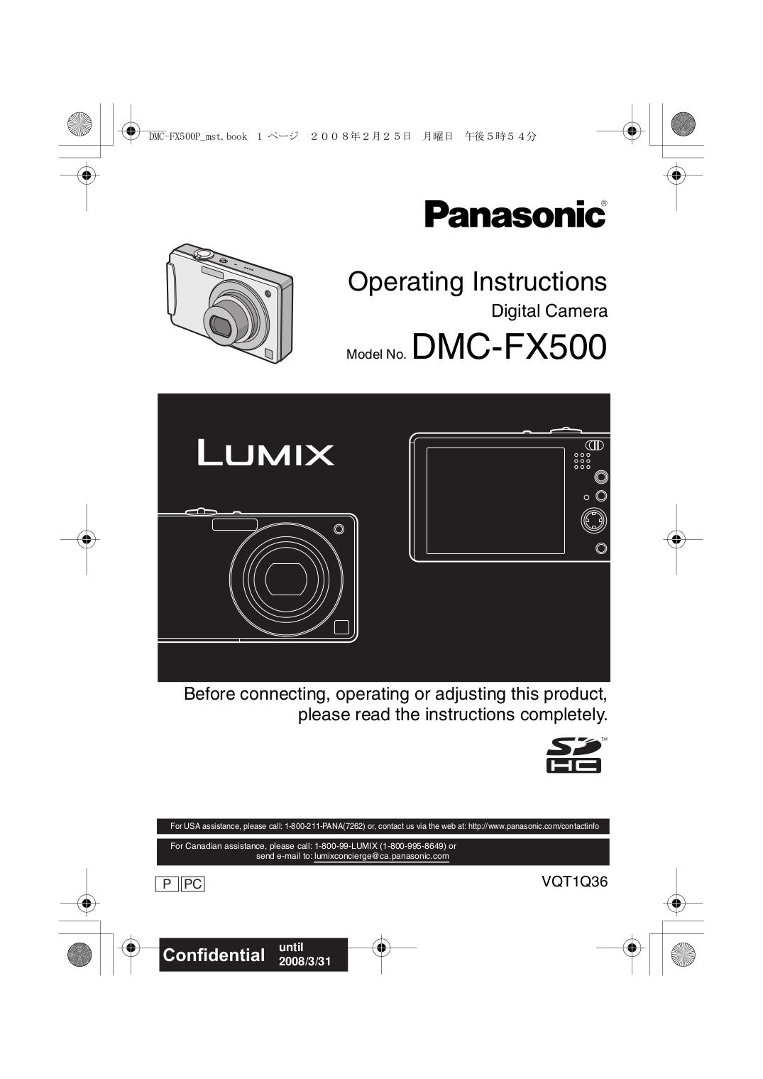 Panasonic dmc fx500 review | panasonic digital camera.
