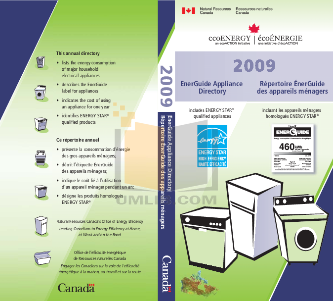 pdf for Frigidaire Refrigerator Gallery GLHT217JS manual