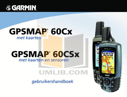 download free pdf for garmin gpsmap 60csx gps manual rh umlib com iPad Manual User Guide Icon
