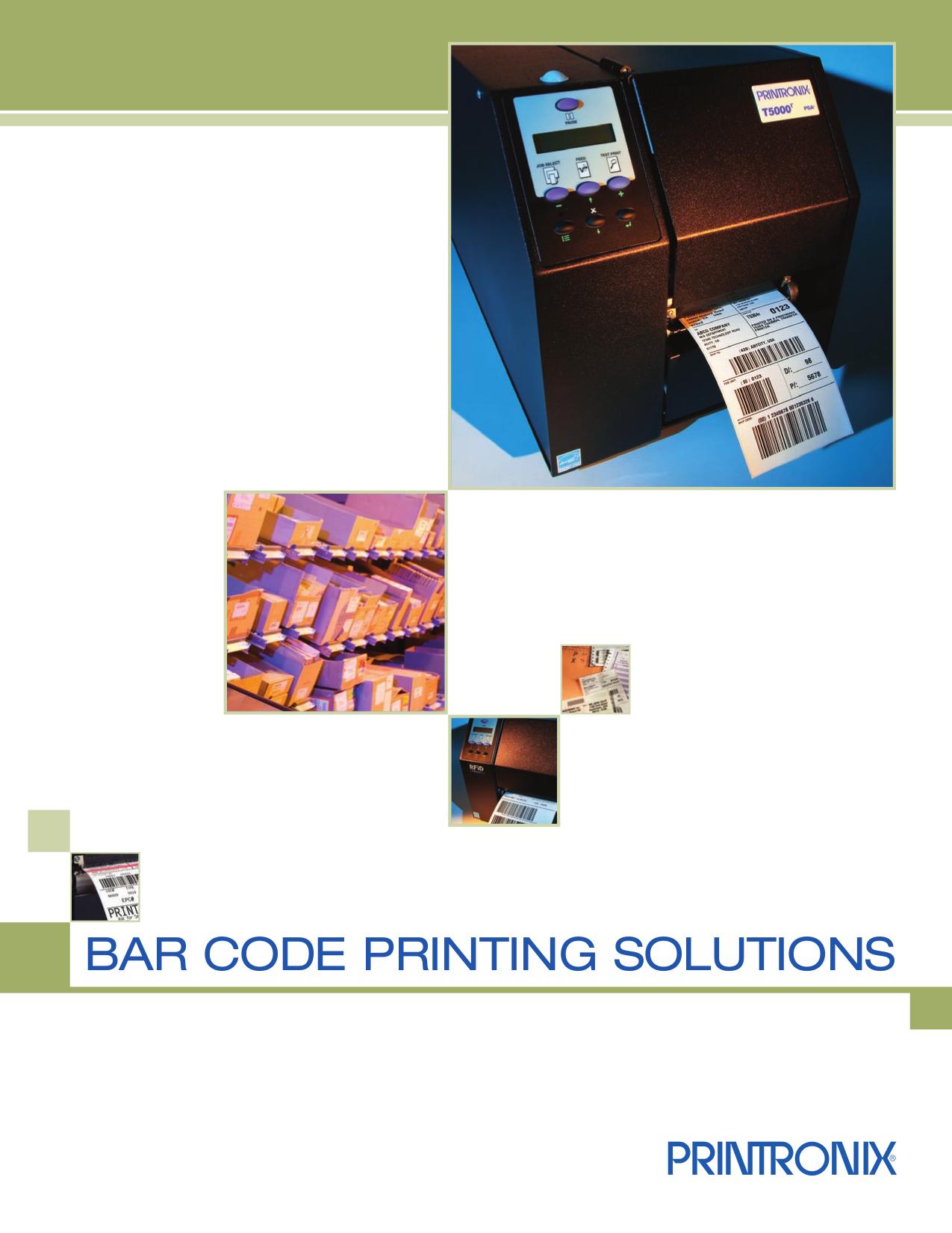 Printronix t4m manuals.