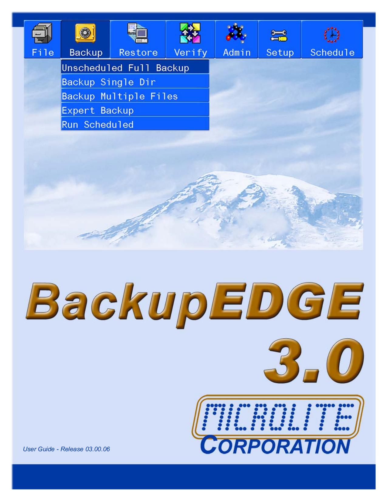 pdf for Quantum Storage GoVault 40GB manual