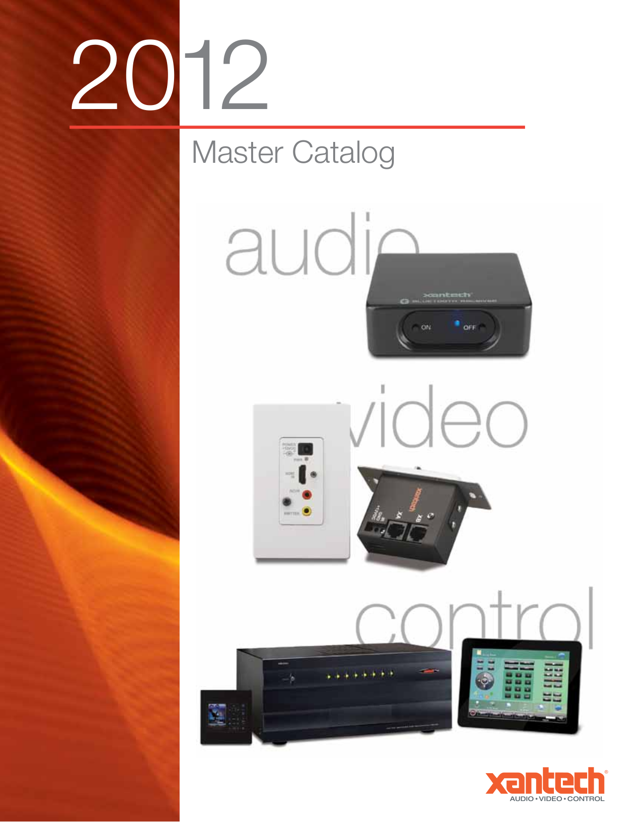 pdf for Xantech Other XVCS100 Volume Controllers manual