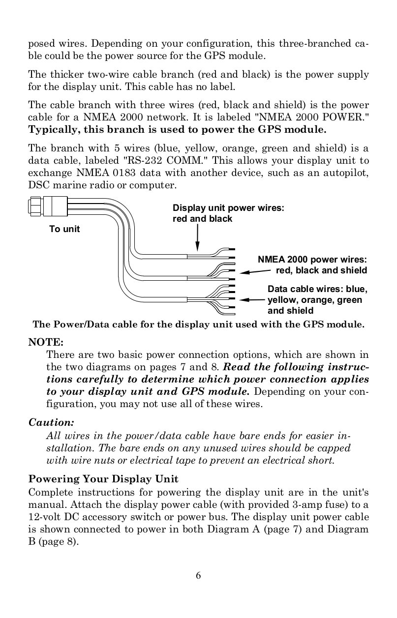 Lowrance Lgc 2000 Wiring Diagram Explained Diagrams Puckwiringdiagram Pdf Manual For Gps Extension Cable