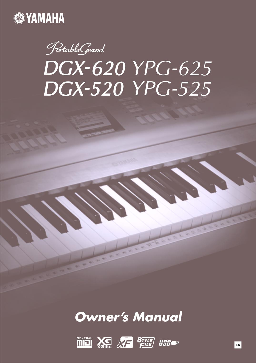 Download free pdf for yamaha dgx 230 music keyboard manual for Yamaha dgx 230 manual