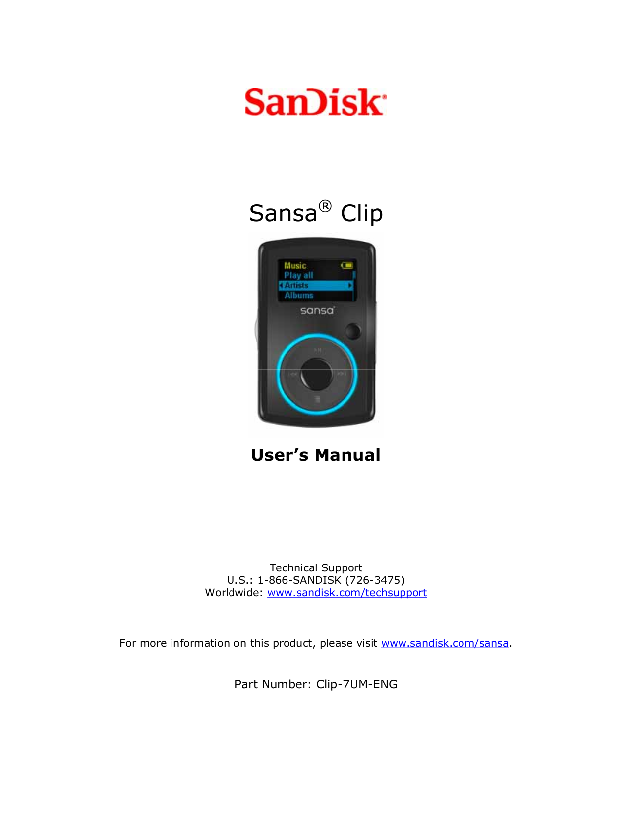download free pdf for sandisk sansa sansa connect 4gb mp3 player manual rh umlib com Toshiba Hard Drive Sansa Sansa Media Converter