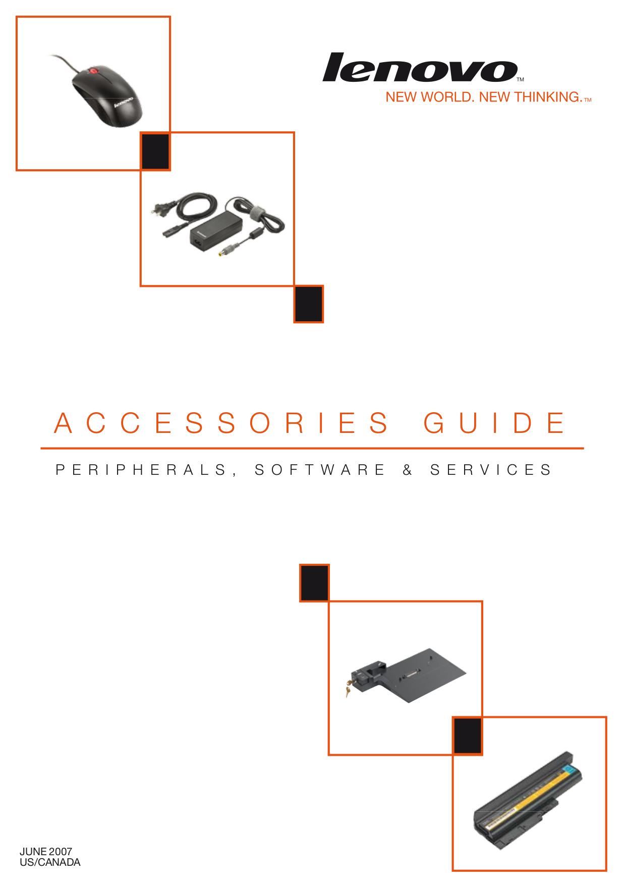 pdf for Lenovo Desktop 3000 J110 7393 manual