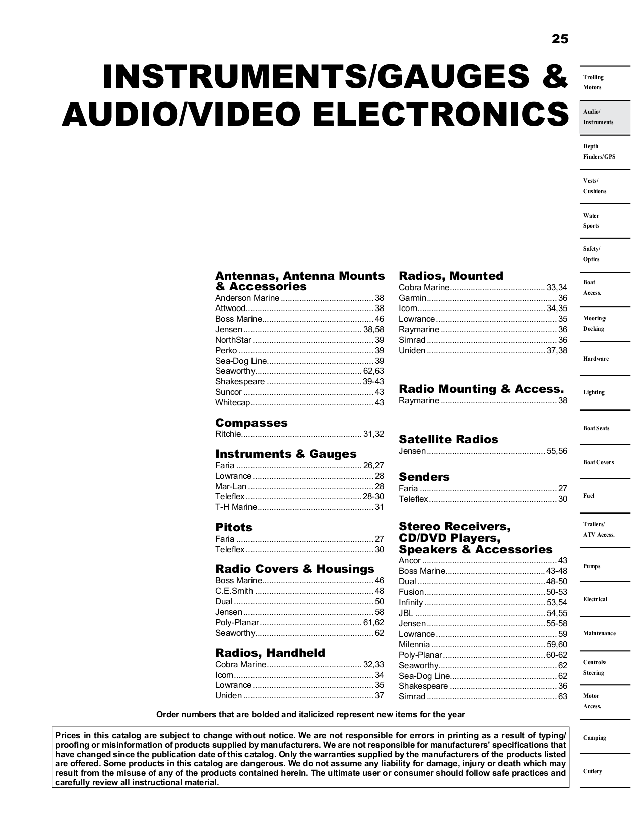 pdf for Uniden 2-way Radio OCEANUSDSC-BK manual