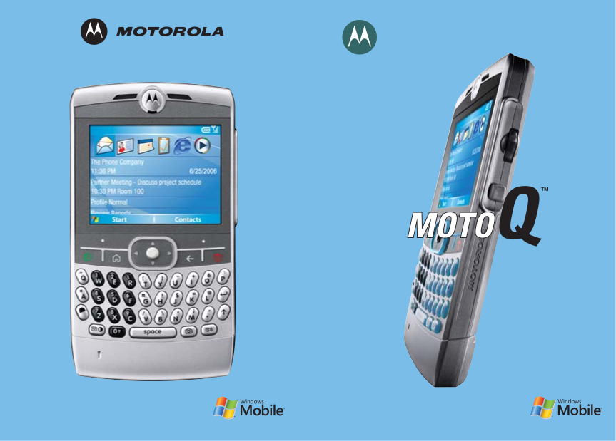 motorola moto q music 9m manual