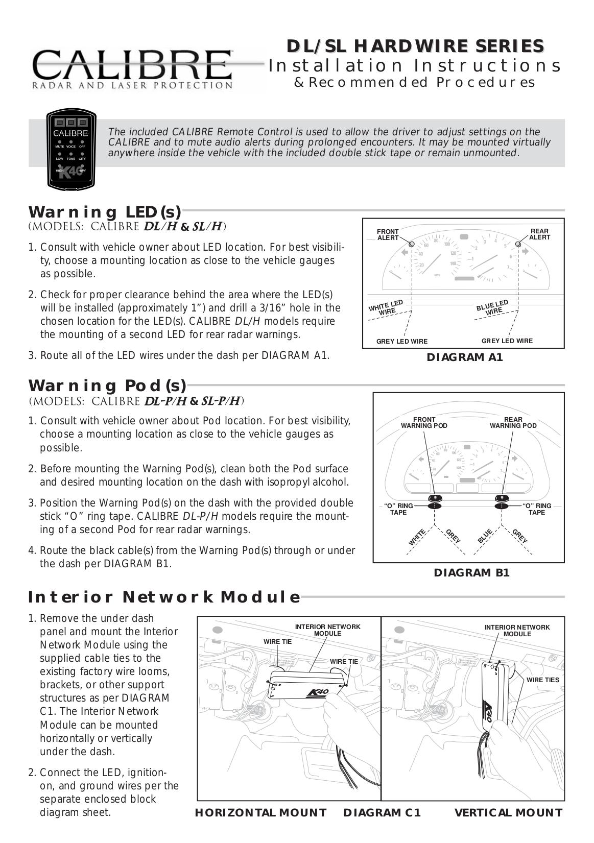 pdf manual for k40 radar detector calibre dl p Uniden Radar Detector k40 radar detector calibre dl p pdf page preview