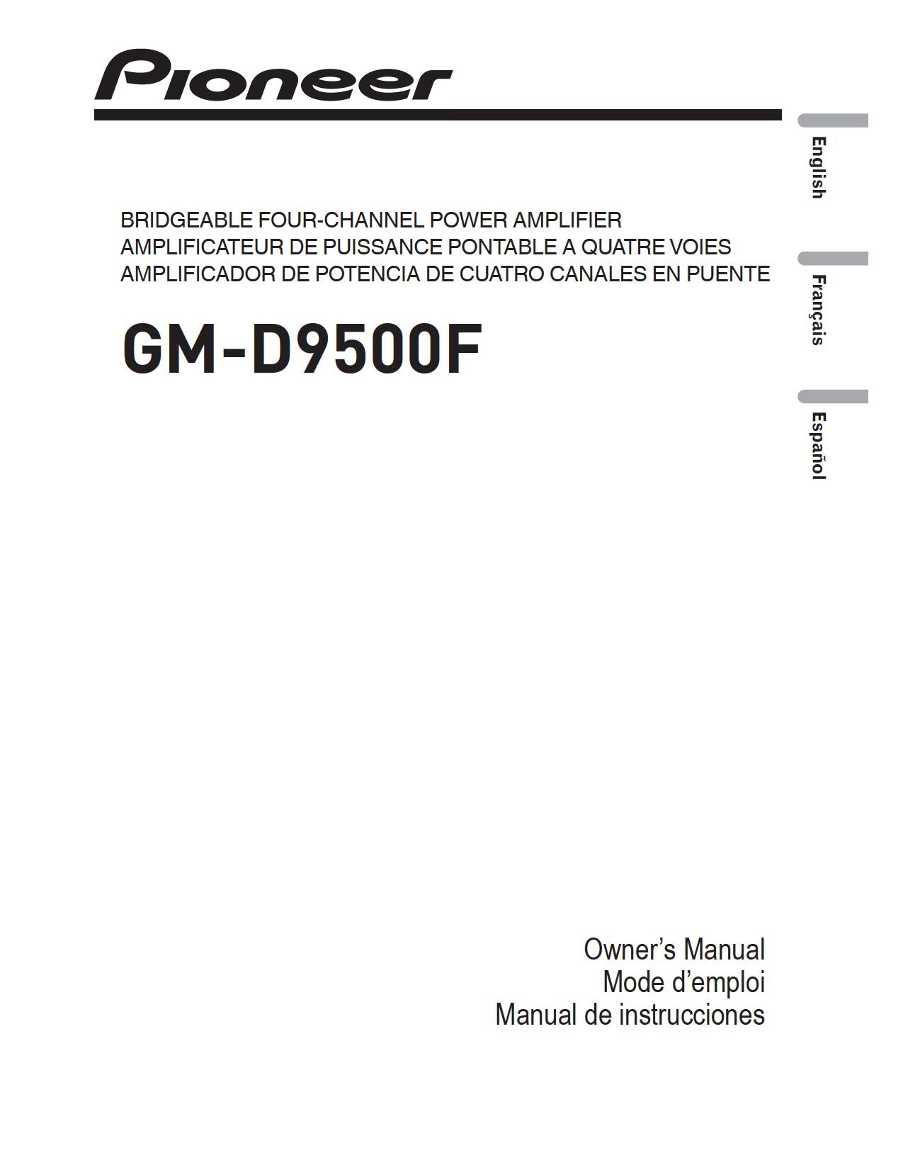 pioneer gm d9500f wiring diagram 32 wiring diagram Chevy Wiring Diagrams Automotive GM Car Wiring Diagram