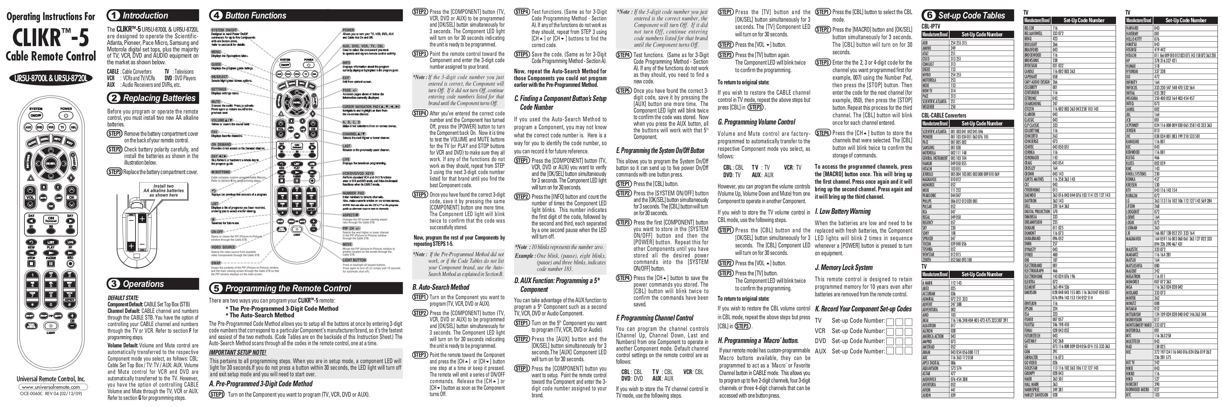Download free pdf for Vizio VBR120 DVD Players manual
