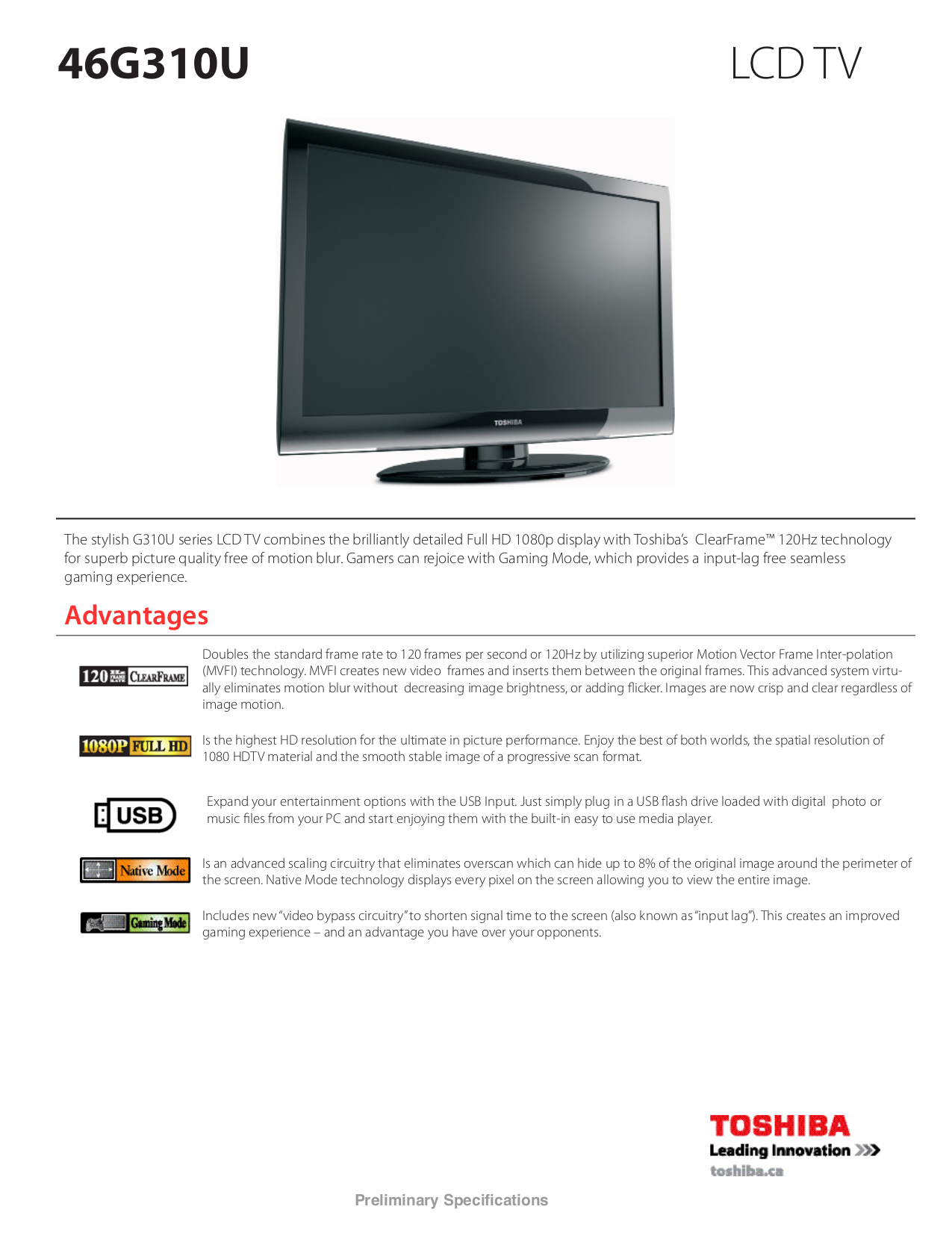 download free pdf for toshiba 46g310u tv manual rh umlib com Toshiba 32C120U Toshiba TV Back Panel