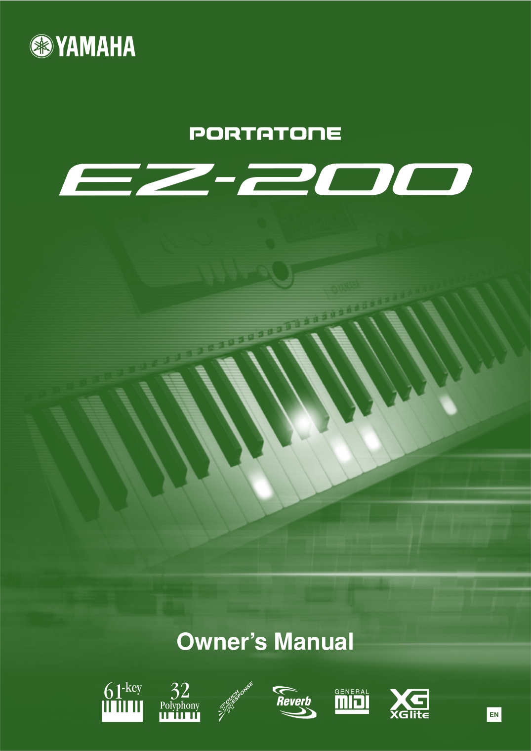 pdf for Yamaha Music Keyboard PSR-4000 manual
