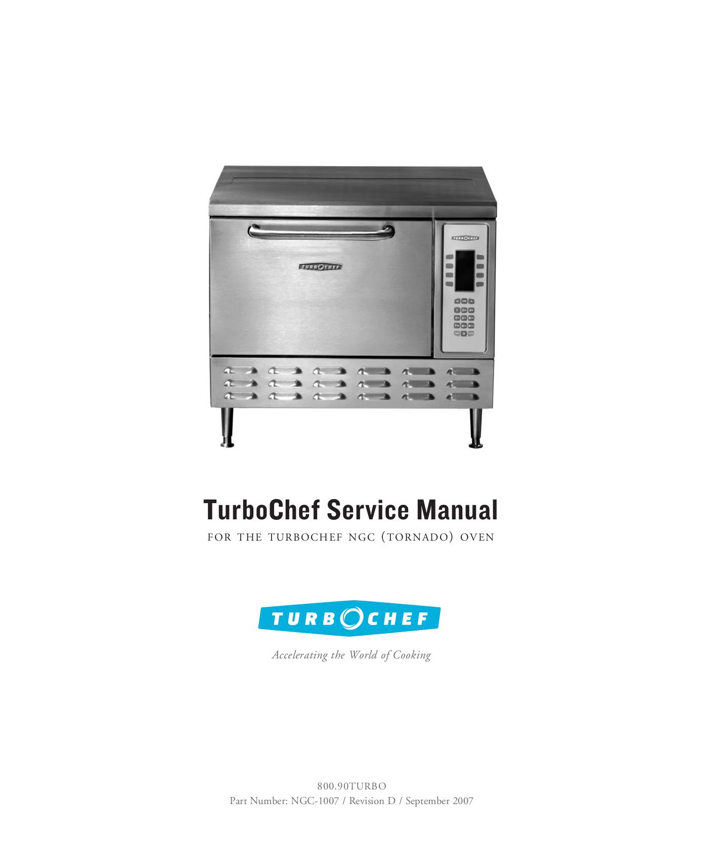 download free pdf for turbochef tornado oven manual rh umlib com Instruction Manual User Guide Template