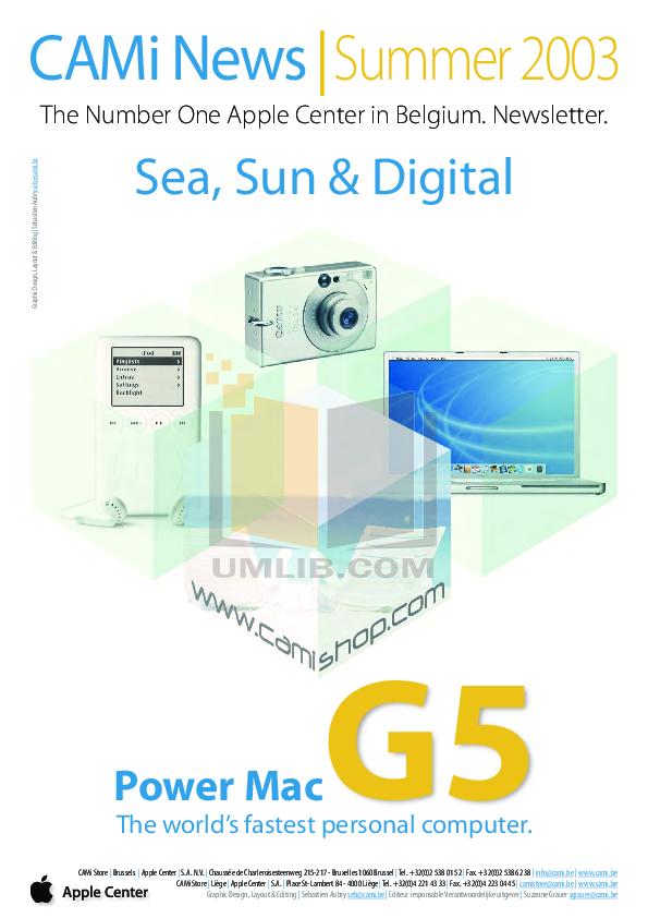pdf for Apple Desktop Power Mac G4 M9145 manual