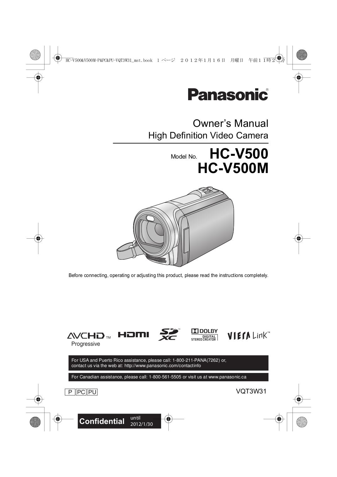 pdf for Panasonic Vacuum MC-3900 manual