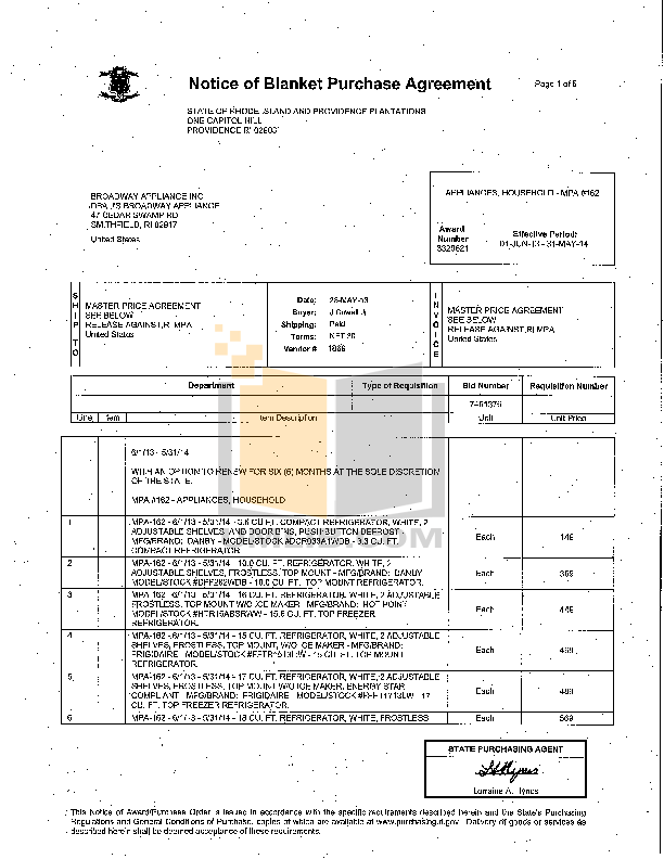 pdf for Frigidaire Refrigerator FFTR1513L manual