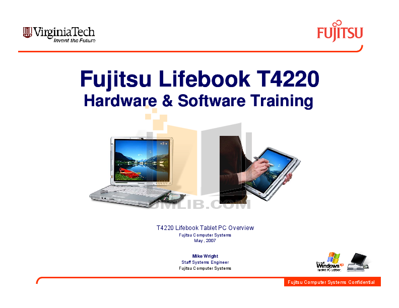 Image Result For Fujitsu Lifebook T User Manual Pdf Download