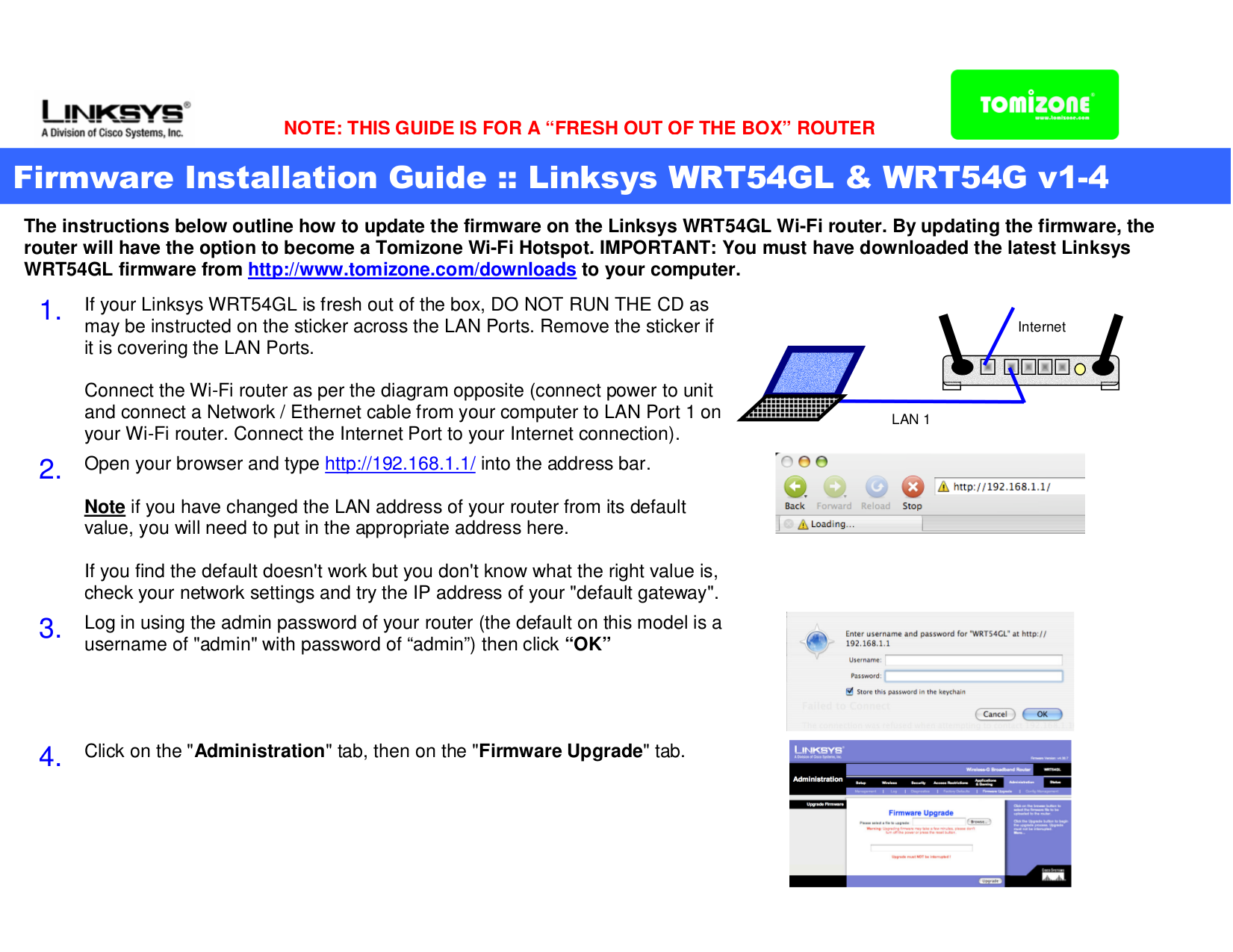 Download free pdf for Linksys WET54G Router manual