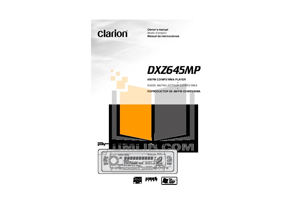 pdf for DEI Subwoofer PrecisionPower PC104 manual