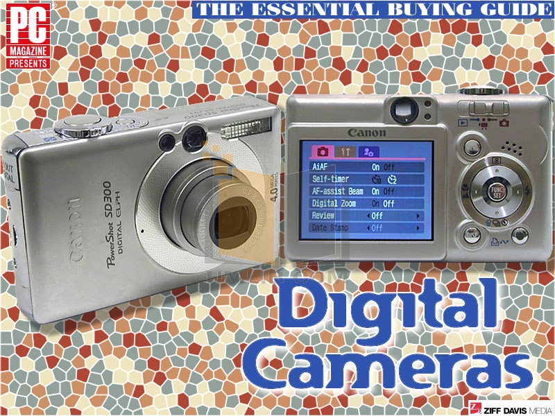 Canon Digital Camera Powershot S70 pdf page preview