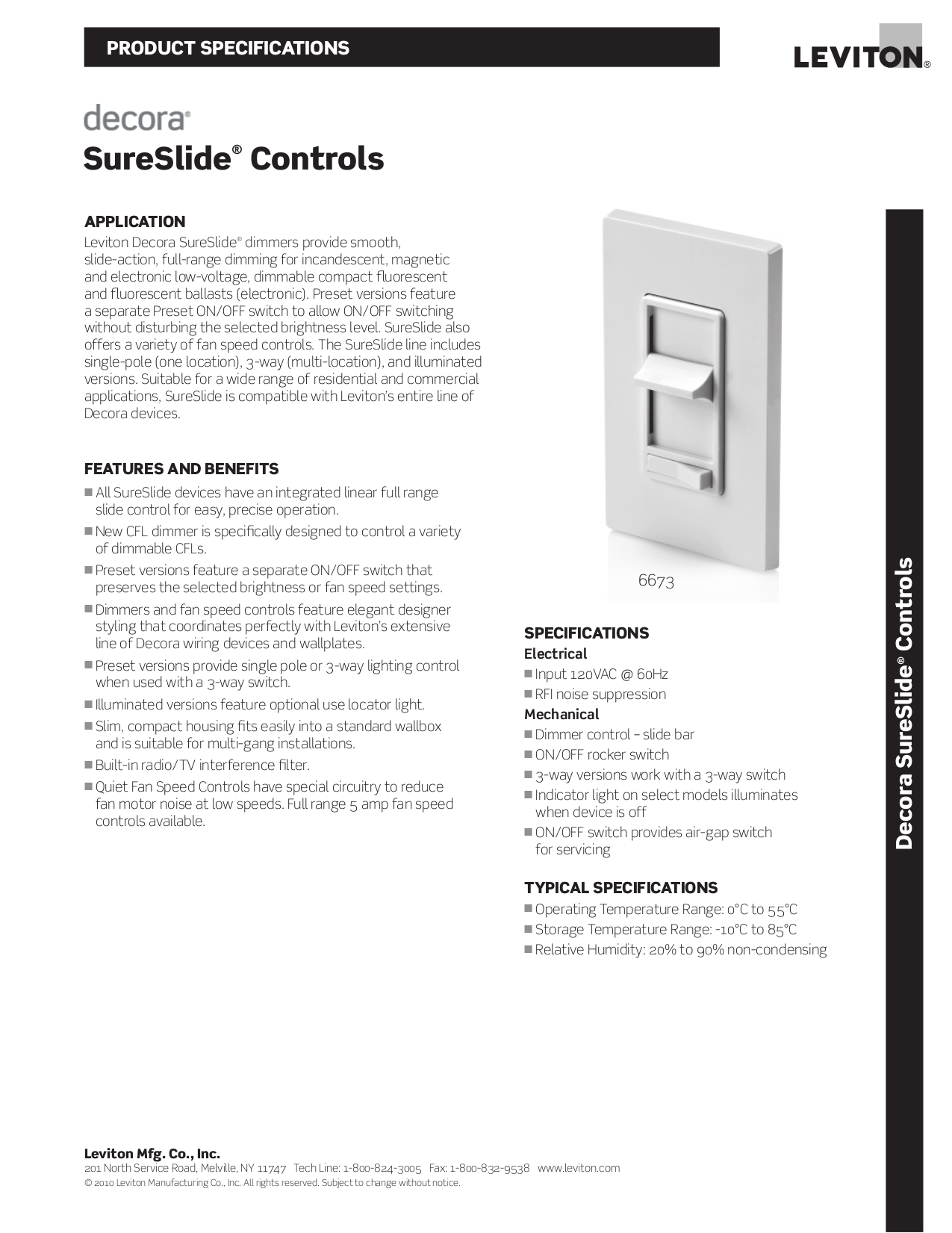 download free pdf for leviton sureslide 6628 dimmers other manual rh umlib com leviton sureslide 6633-p wiring diagram