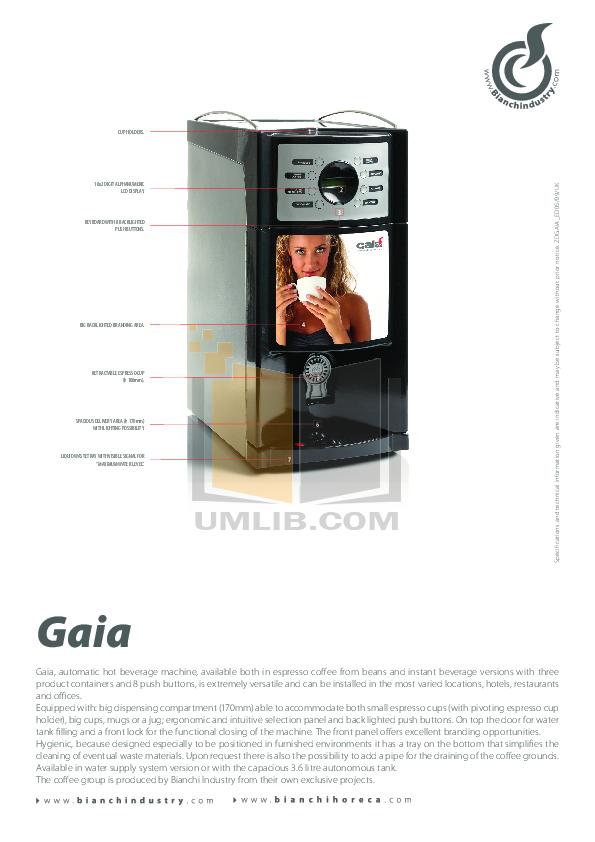pdf for Braun Coffee Maker E25 manual
