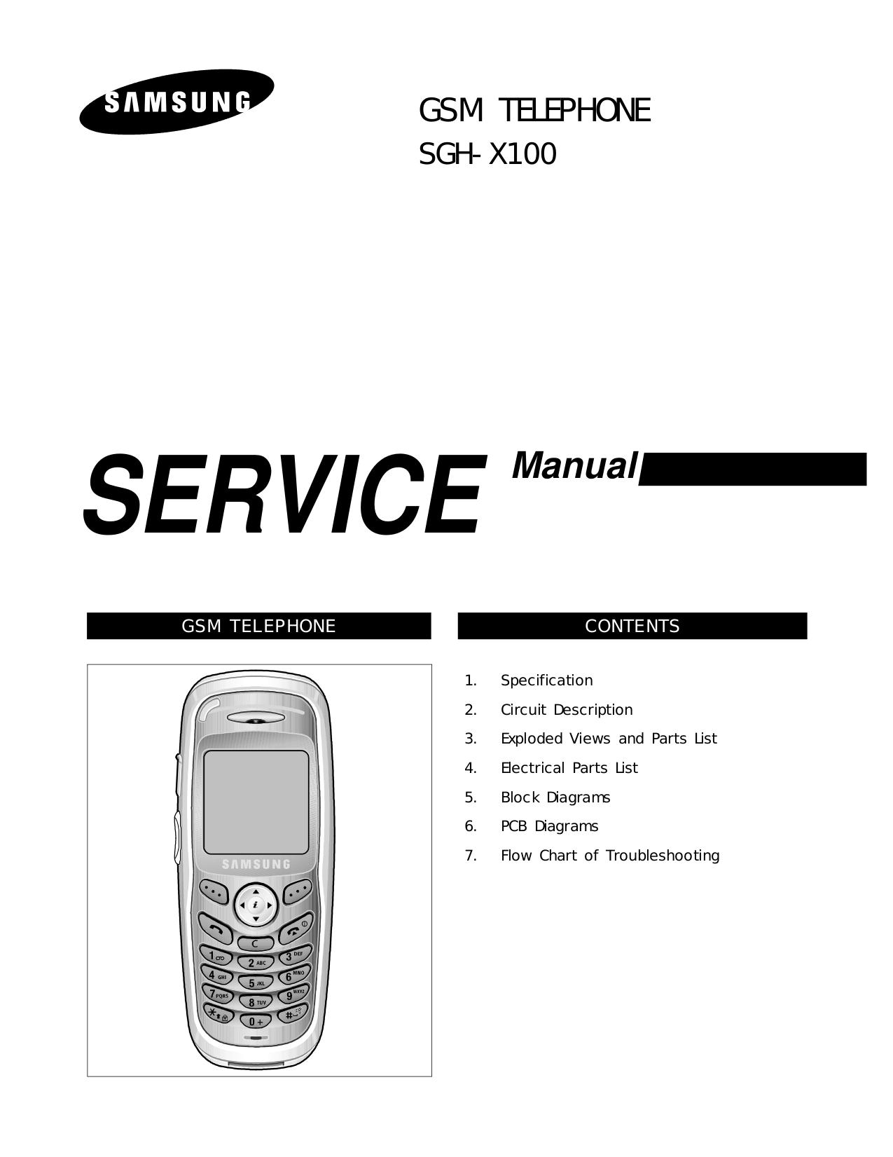 download free pdf for samsung sgh x100 cell phone manual rh umlib com Samsung Owner's Manual Samsung Owner's Manual