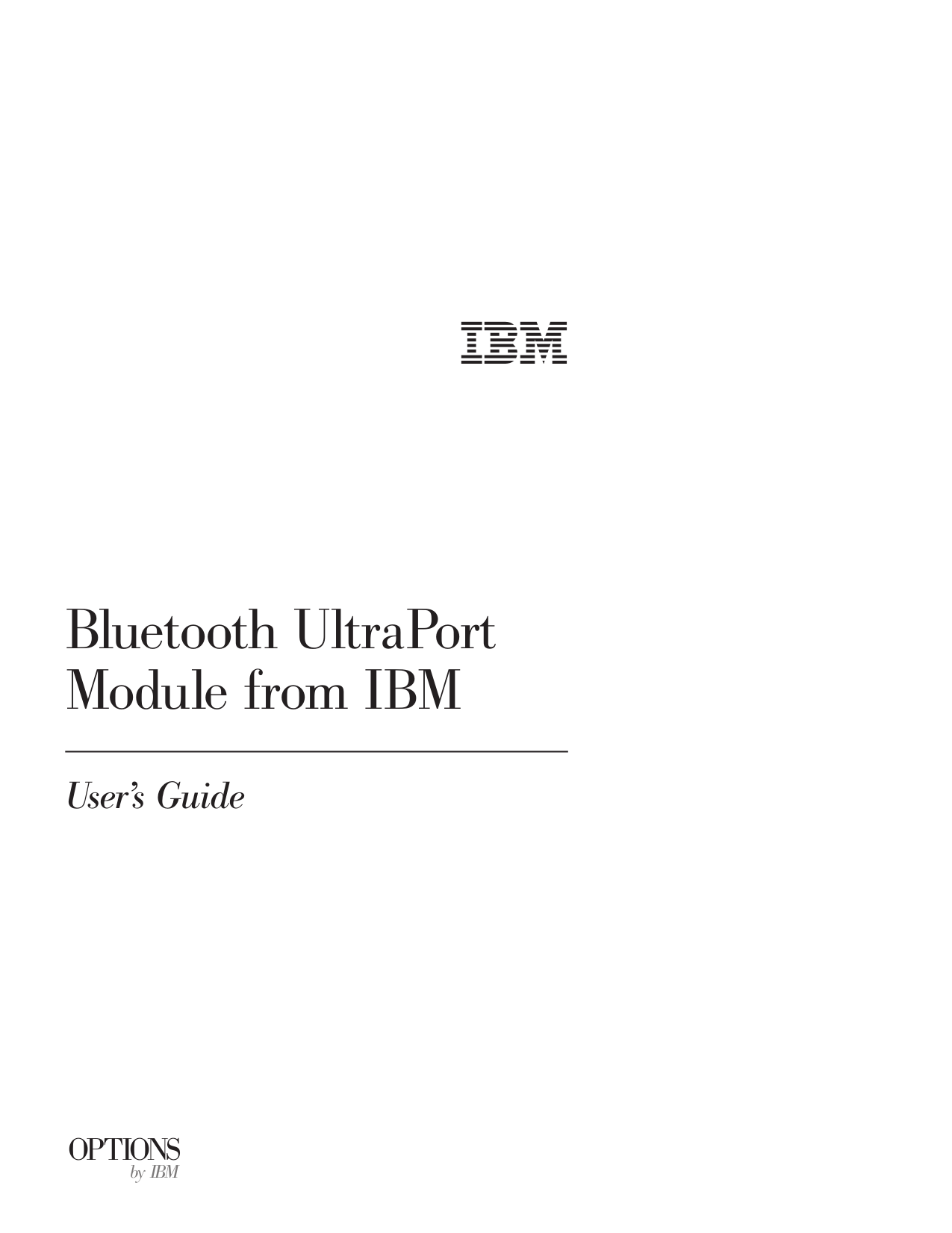 pdf for IBM Laptop ThinkPad X21 manual