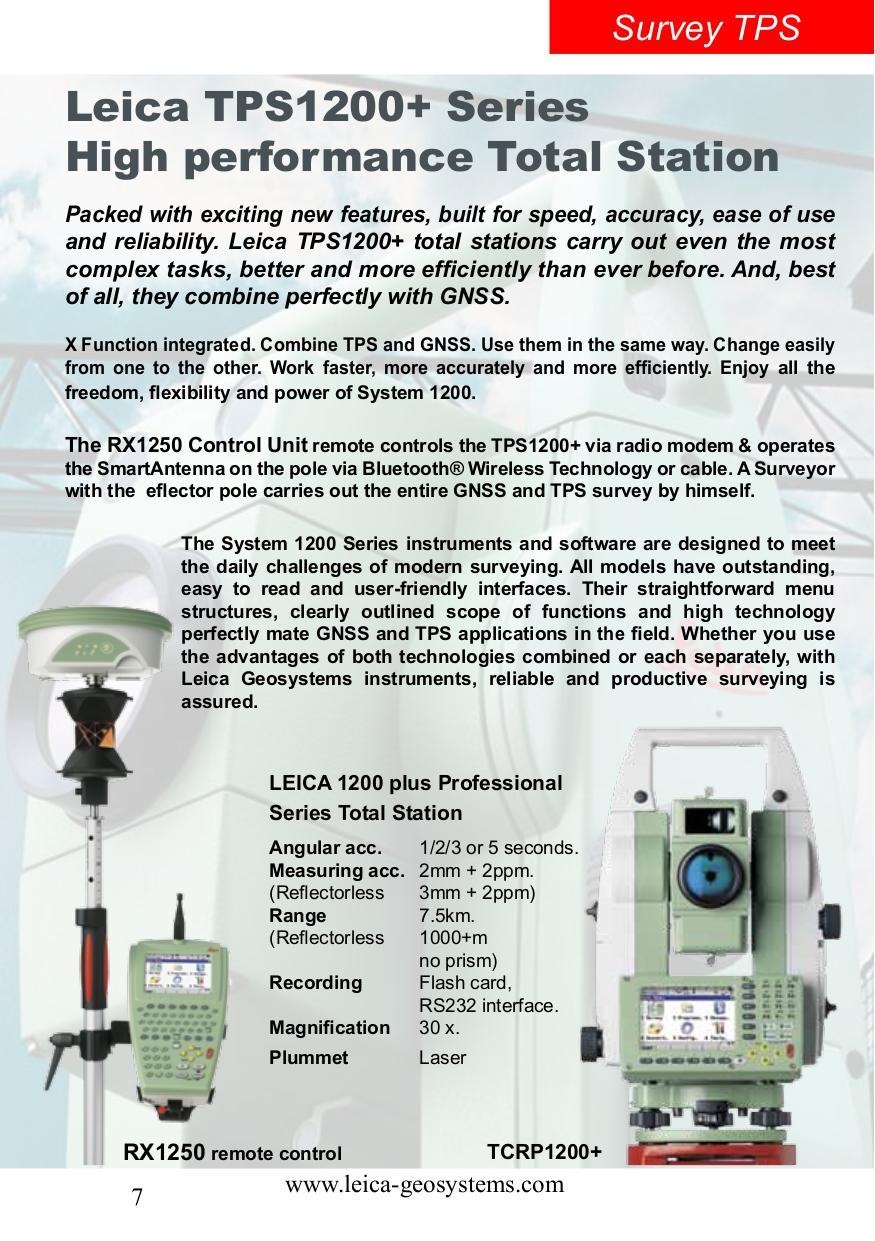 ... Leica Other Rangemaster CRF 1200 Rangefinder pdf page preview ...